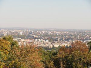 Budai körséta a Kiscelli parkerdőn és a József-hegyi kilátón át